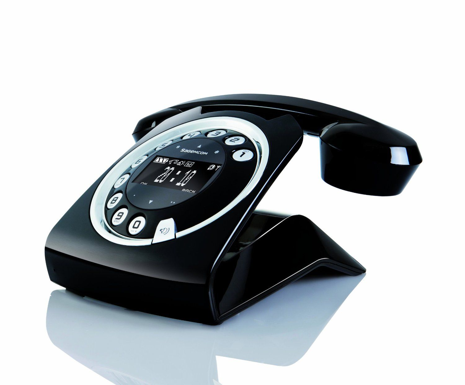 Sagemcom Sixty Digital Cordless Retro