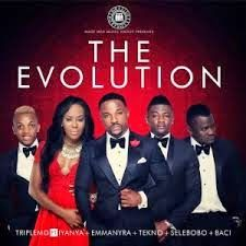 XCLUSIF4U  : TripleMG set to drop new album ''The Evolution ''