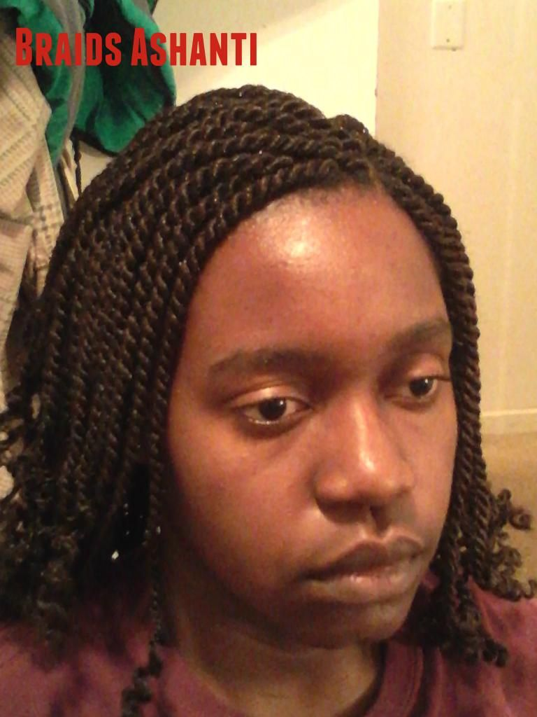 Kinky twists braids ashanti pinterest natural hair braids and locs