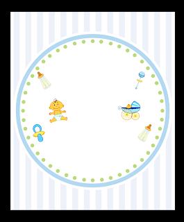 Contoh Kartu Ucapan Aqiqah Bayi Pada Berkat (Kotak Nasi)