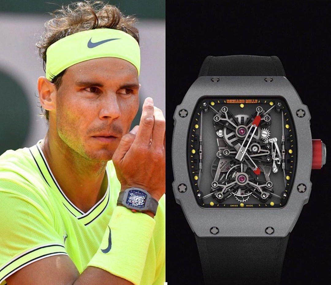Jacobo Geraldo On Twitter Richard Mille Luxury Watches For Men Rafael Nadal