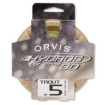 Orvis Hydros 3D WF Trout