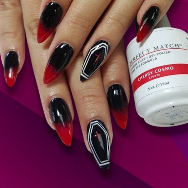 Take your coffin nails to the next level using LeChat Perfect Match ...