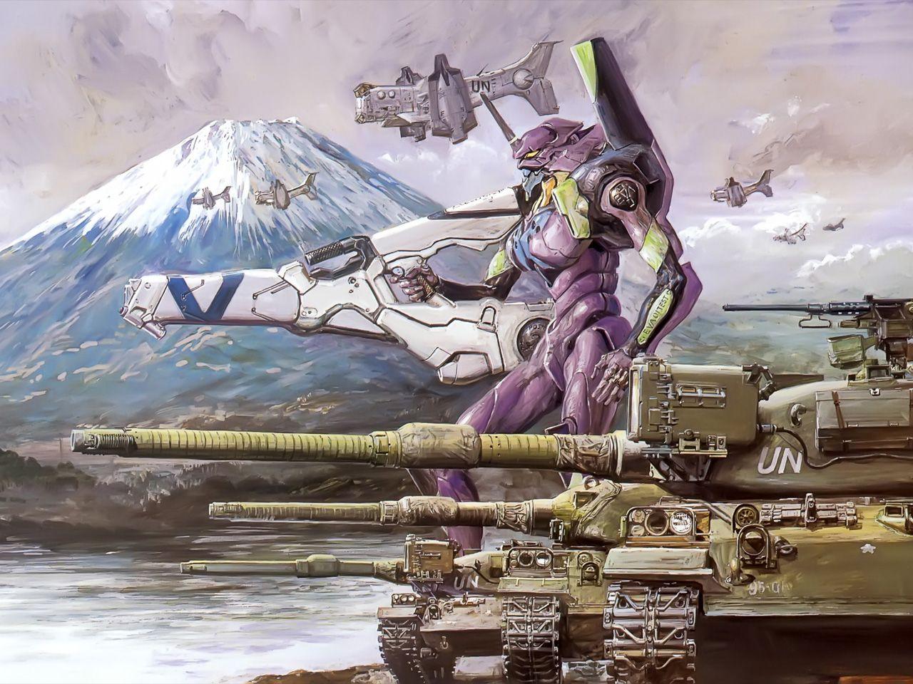 画像 かっこよすぎるエヴァンゲリオンの壁紙アート Anime, Imagem de anime, Neon