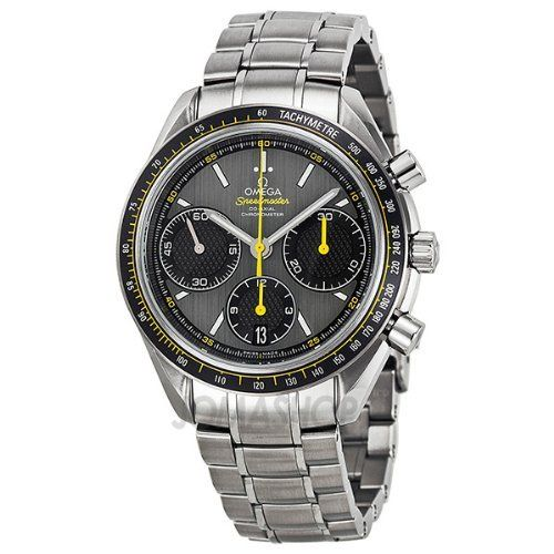 Omega Speedmaster Racing Chronograph Automatic Grey Dial Stainless Steel Mens Watch 326.30.40.50.06.001, http://www.amazon.com/dp/B00BS0TLQ0/ref=cm_sw_r_pi_awdm_X0oKsb1SHFS5V