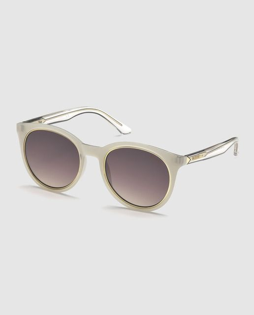 7a3b3b818a Gafas de sol redondas de estilo retro   Vêtement   Fashion, Glasses ...