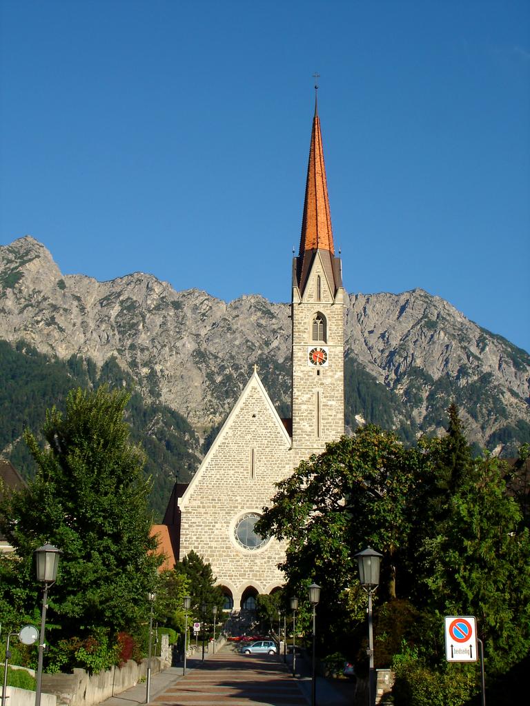 Top 5 Tourist Attractions in Liechtenstein - Top destinations: Schaan