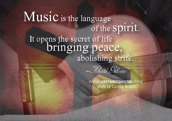 Inspirational Quotes About Music And Life Extraordinary Hope In Music Quotes  Good Hope Music Httpwww.verybestquotes