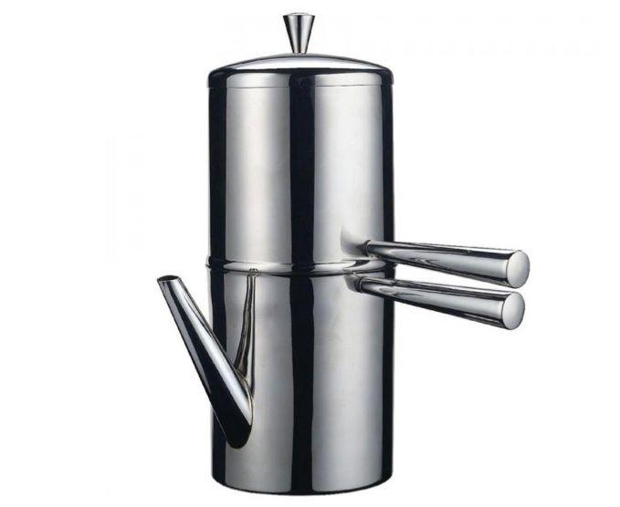Neopolitan SS Stovetop Espresso Maker