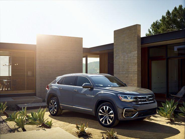 2020 VW Atlas Cross Sport erweitert das SUVCoupéSegment