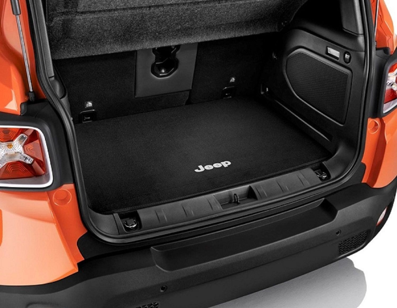 Brunswick Auto Mall >> 2015 Jeep Renegade Black Carpet Cargo Mat Cargo Area Mat OEM 82214322 MOPAR | Brunswick Auto ...