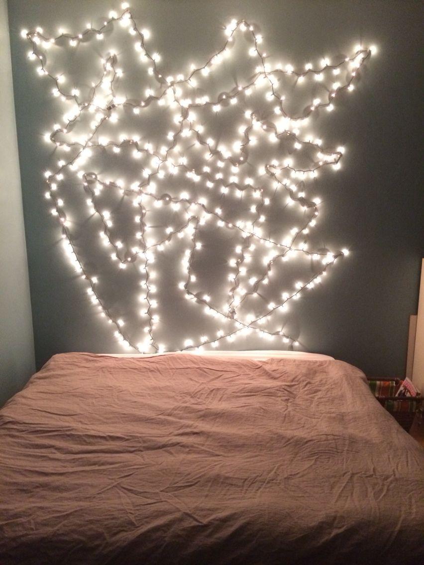 Lights. Bedroom.