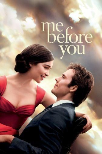 Poster of Me Before You 2016 Full English Movie Download BluRay 1080p
