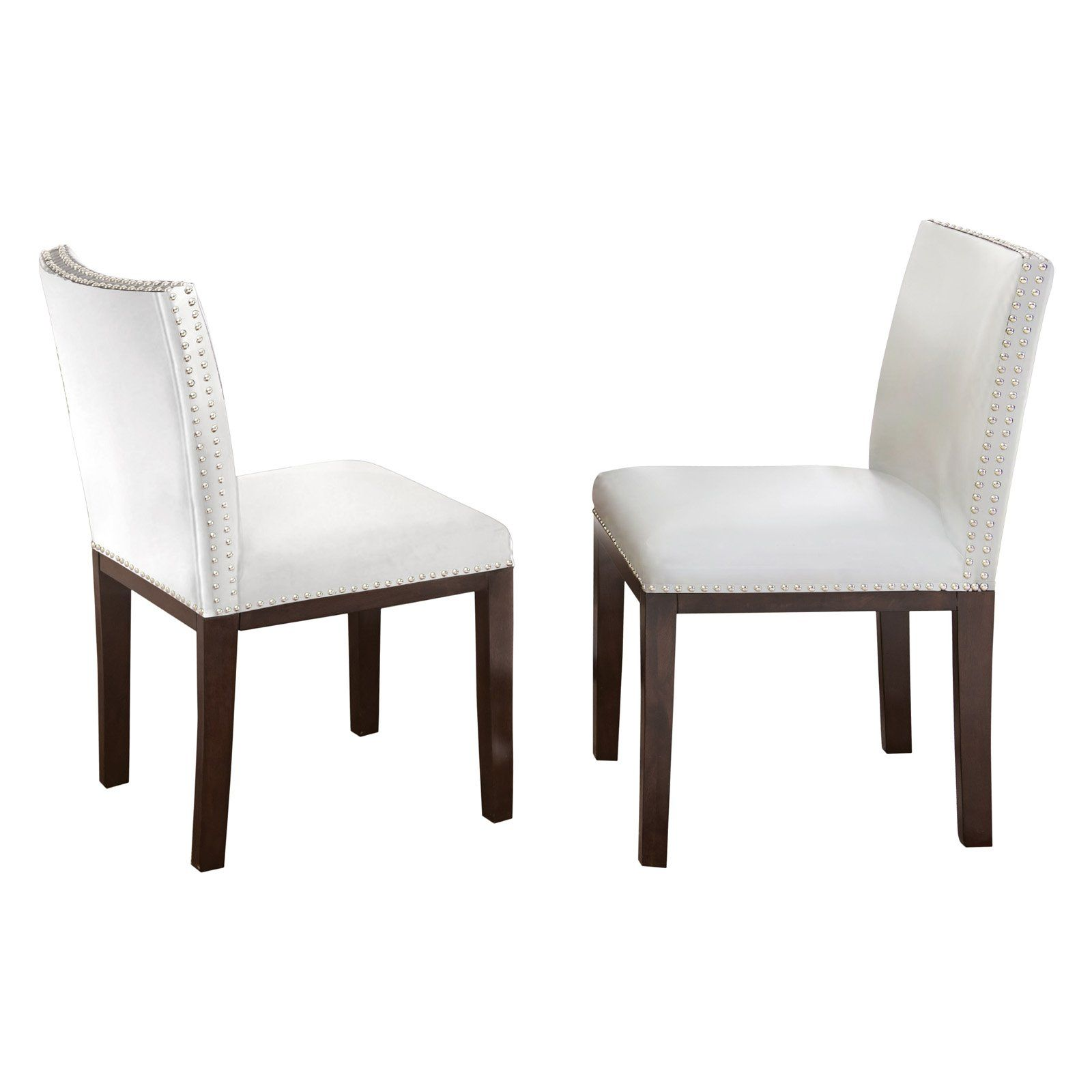 Steve Silver Tiffany Chair Set Of 2 Side Chairs Dining Dining