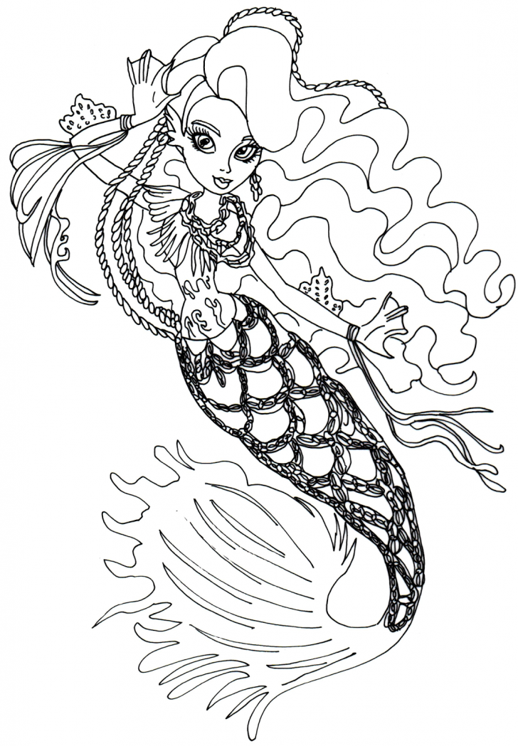 printable-monster-high-coloring-pages | coloring pages | Pinterest ...