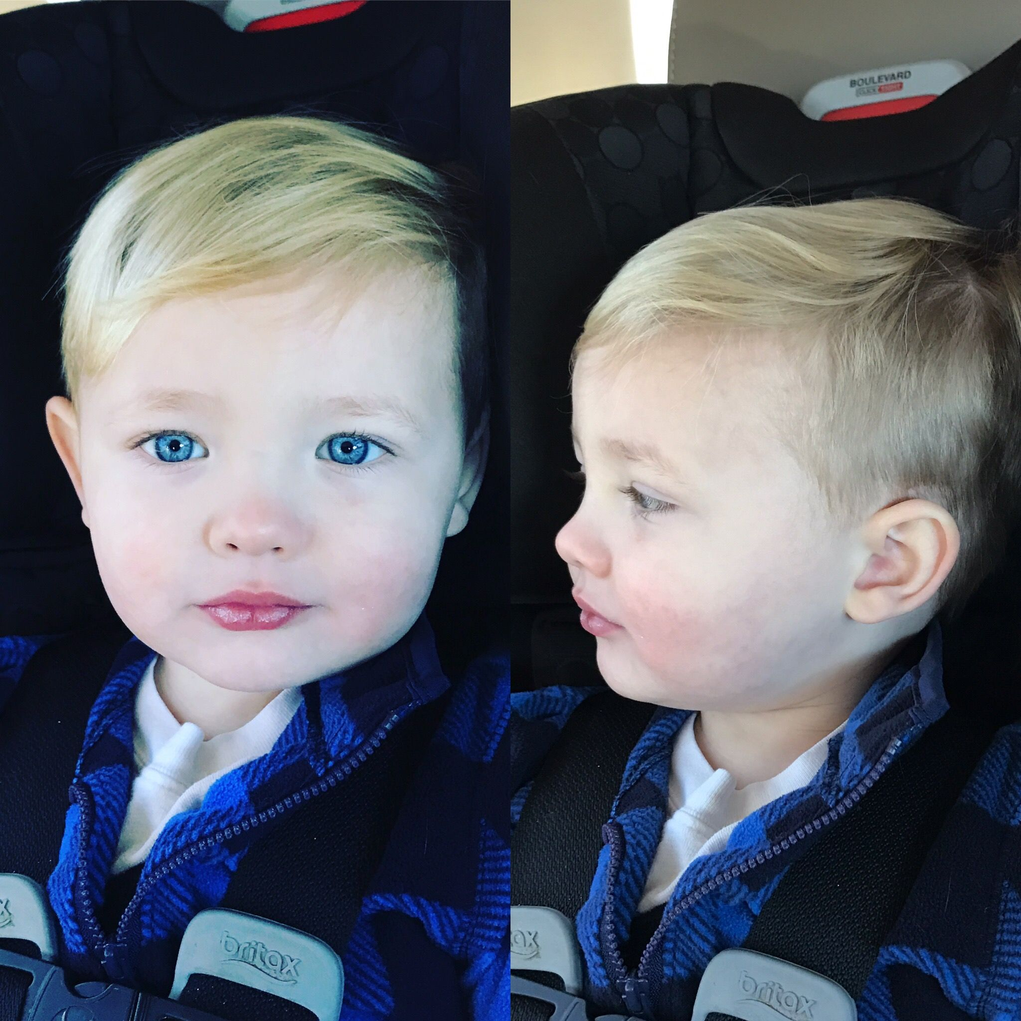 baby hair blonde thin cut haircut hairstyle toddler 2017