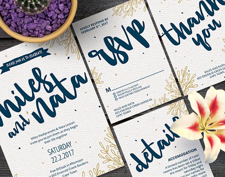 50 stylish wedding invitation templates designlearn adobe 50 stylish wedding invitation templates by melody nieves in this collection of premium design assets check out 50 stunning wedding invitation templates stopboris Choice Image