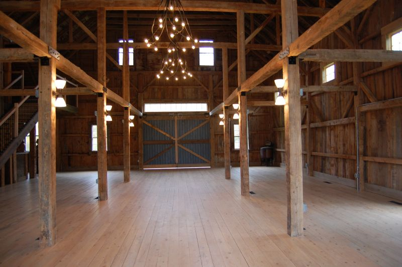 Magical Barn Wedding | Farm wedding venue, Barn wedding ...