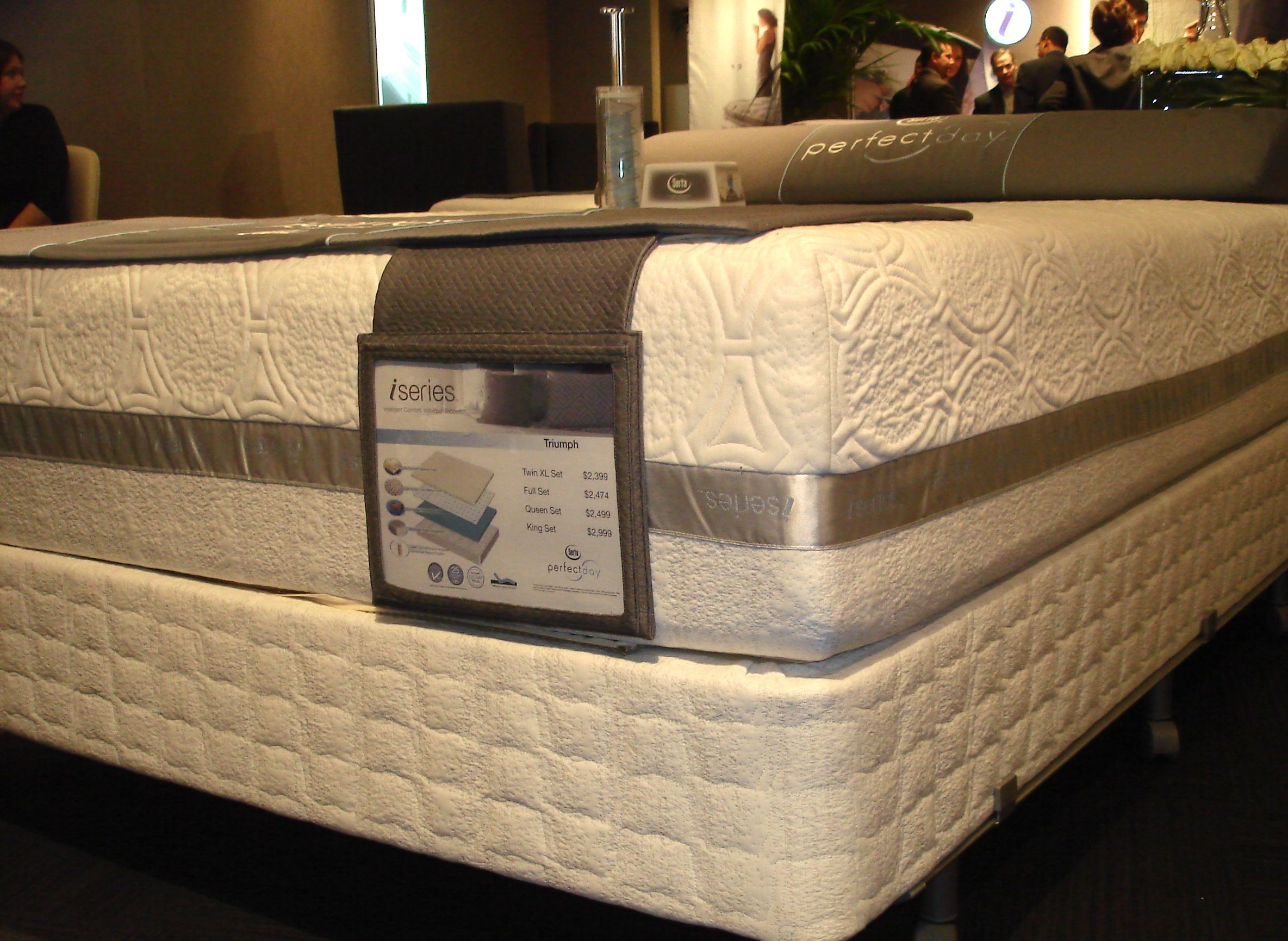 of simplify reviews memory mattress gel reinvents to the premium price aims worth foam fresh luxury review serta