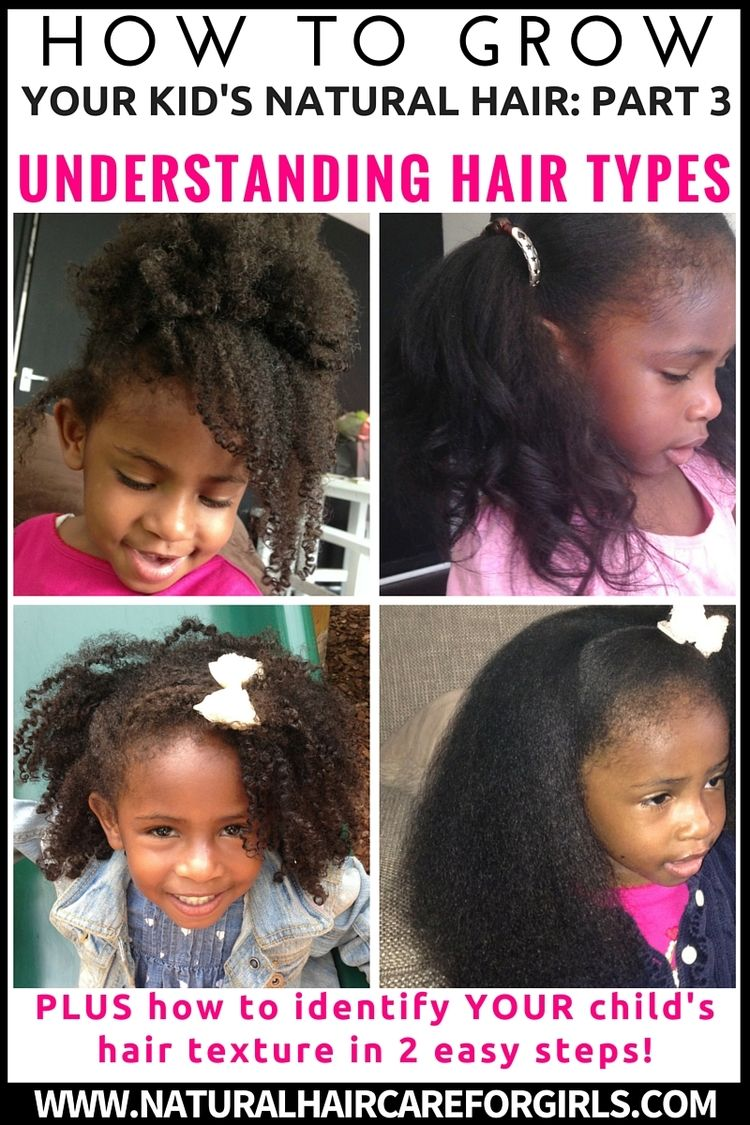 How to grow kid's natural hair for beginners PART 3 Hair
