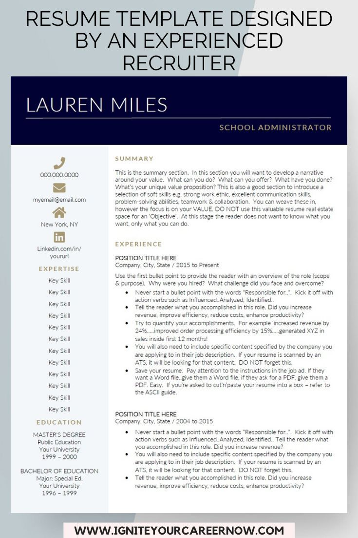 26++ Resume awards section example trends