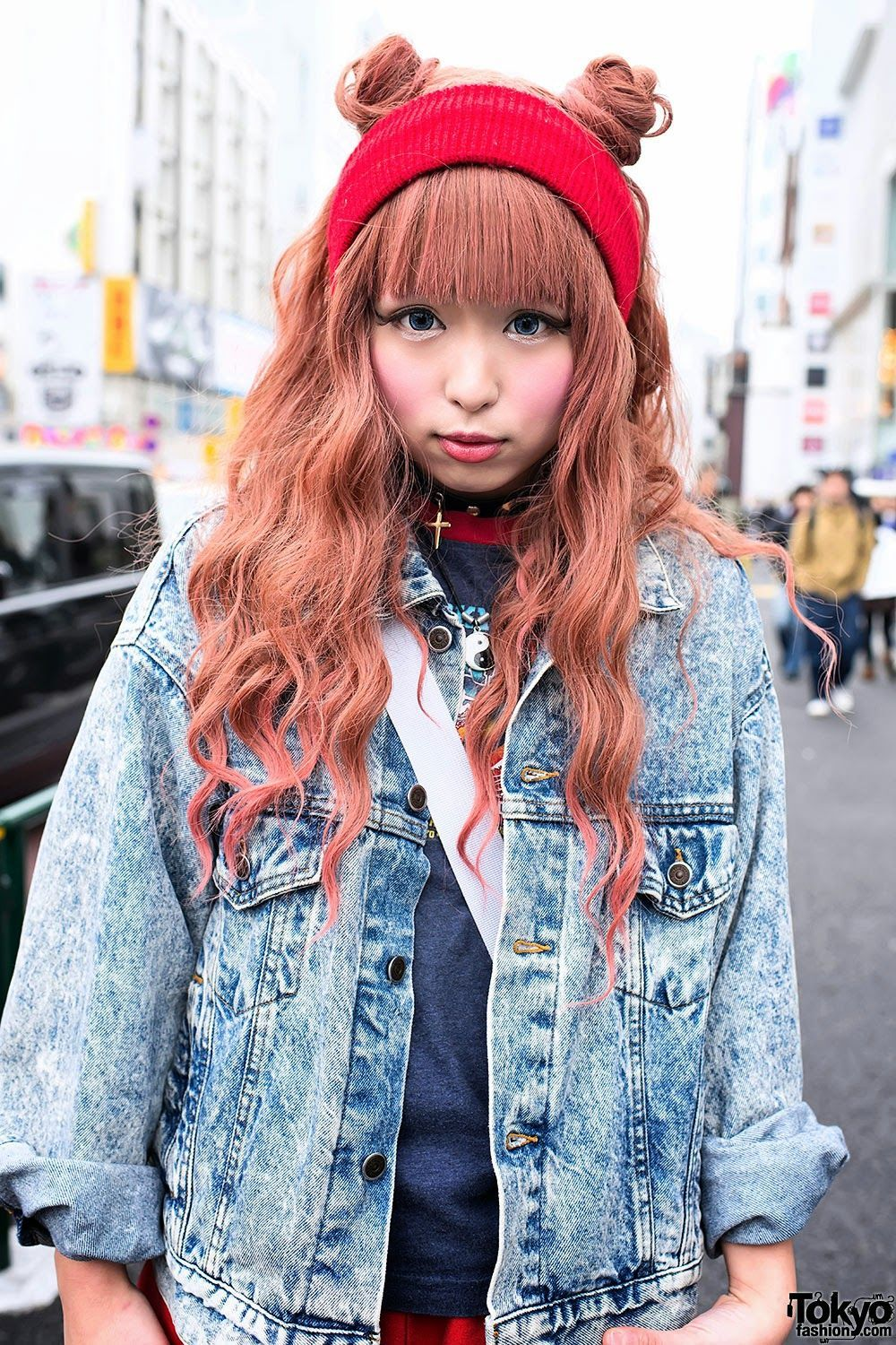 How To Color With Harajuku Hair Style Hairstyles Ideas Pinterest