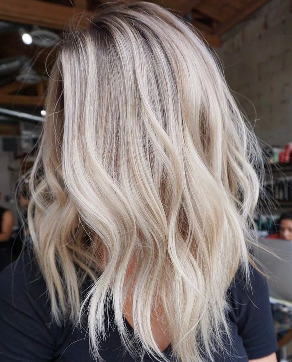 5 035 Likes 27 Comments Balayage Business Training Mastersofbalayage On Instagram Sun Drenched Lilly B Blonde Hair Looks Long Hair Styles Hair Styles