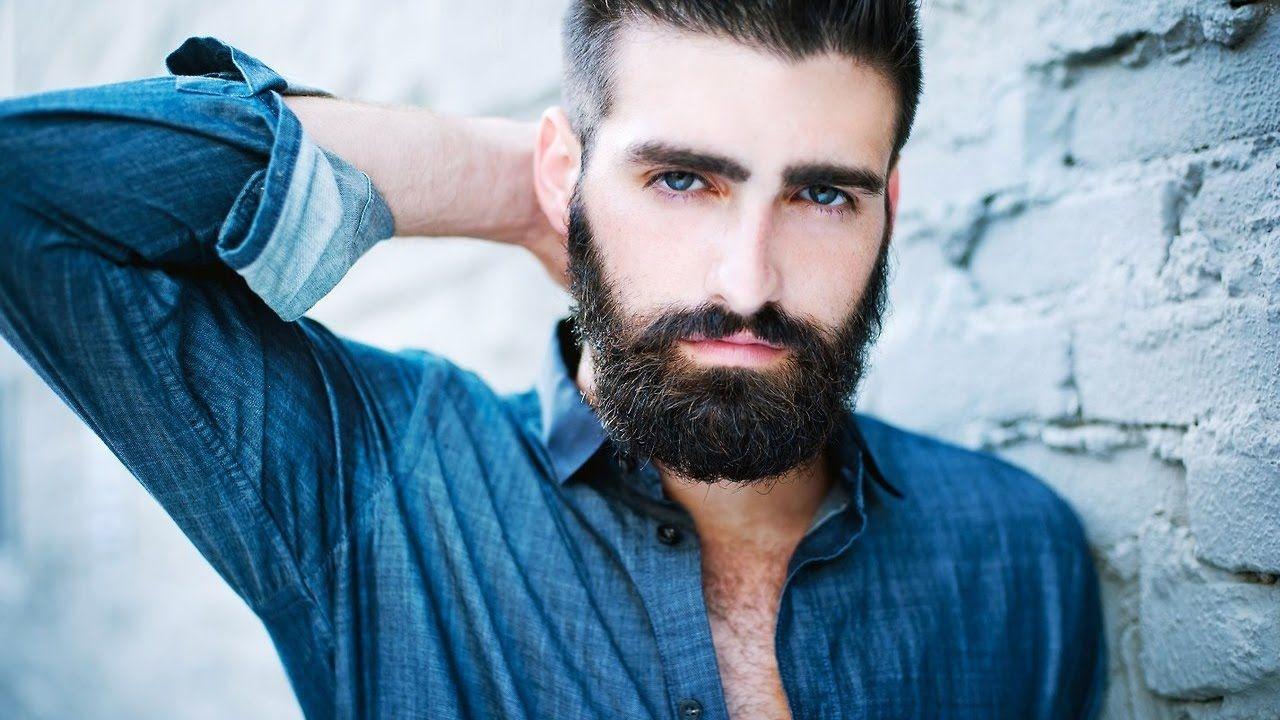32 beard styles for oval face mens facial hair styles for