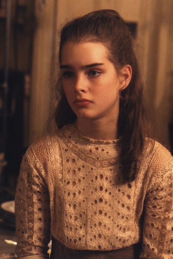 Brooke Shields 1979 - As A Teenager Shields Starred In A Number Of Films Such As Pretty Baby, The Blue Lagoon And Endless Love Descriptio -1354