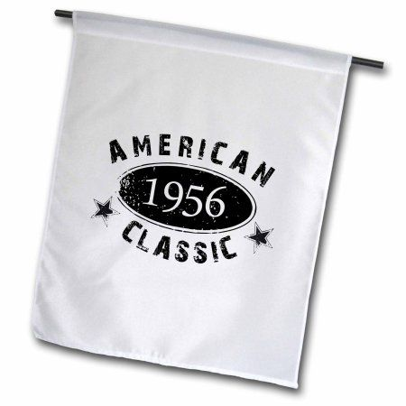 3dRose 1956 American Classic