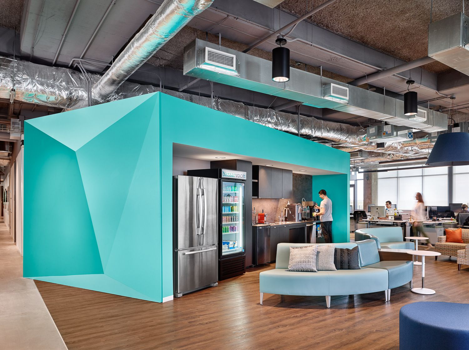 Office Tour: Bazaarvoice Headquarters  Austin