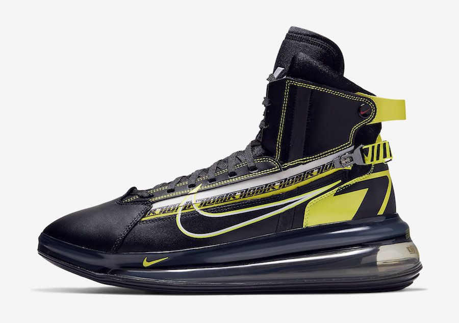 bab64b2c4d Nike Air Max 720 Saturn BV7786-001 Release Date - SBD | Shoes | Nike ...