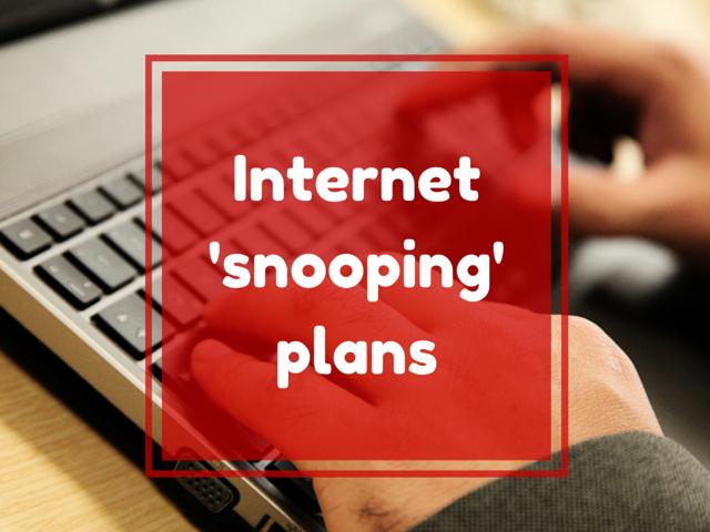 Internet snooping plans