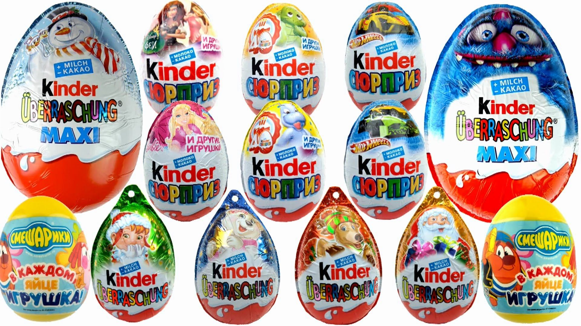 Kinder joy toys car   Surprise Eggs Kinder Surprise MAXI Chocolate Egg with Toy Inside
