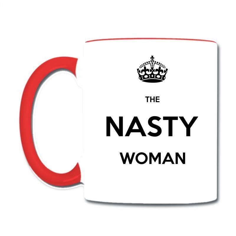 The Nasty Woman Coffee & Tea Mug