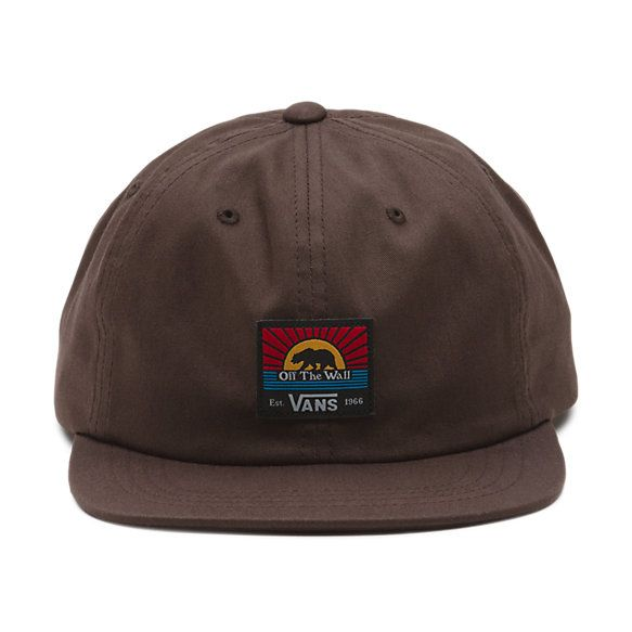 47066cb796d The Misfire Unstructured Hat is a 60% cotton