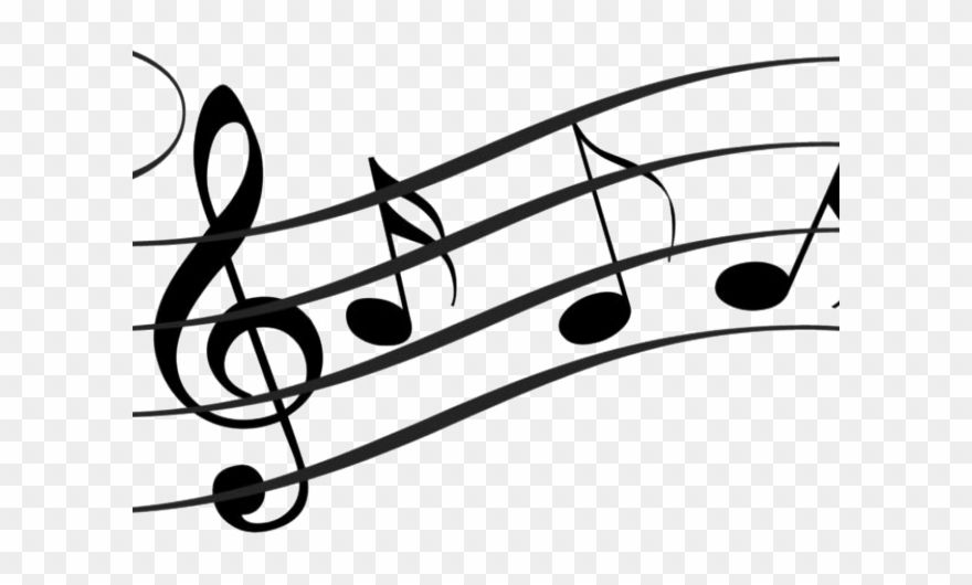 Download Hd Drawn Music Notes Transparent Background Music Notes On Staff Clipart Png Download And Use The Free Clipart Clip Art Free Clip Art Music Notes