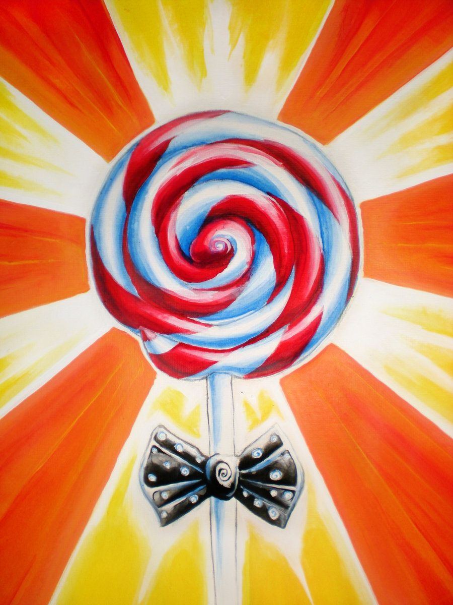 Image result for lollipop painting Art, Selling art
