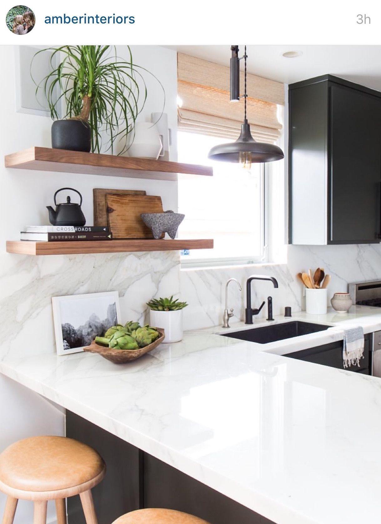 Kitchen styling | Zach 2nd apartment ideas | Pinterest | Cocinas y Casas
