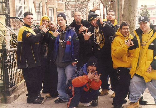 Main Conflict This Picture Shows How In The Book Luis Had To Join A Gang He Only Joined The Gang Because He Needed His Chicago Gangs Sweater Club Gang Crime