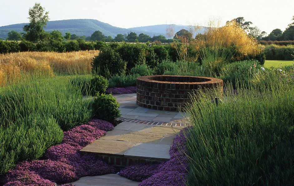 Acres Wild Landscape And Garden Design / Millwater Hampshire Garden, Surrey Design Inspirations