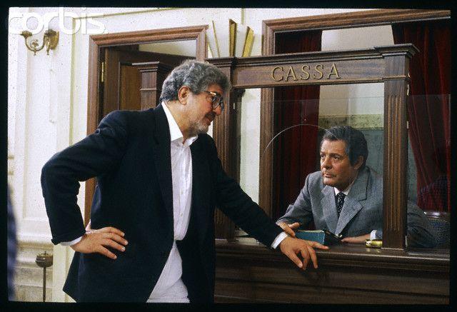 Ettore Scola e Marcello Mastroianni - Splendor