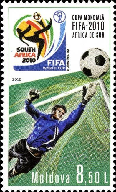 Image result for 2010 FIFA World Cup Stamps
