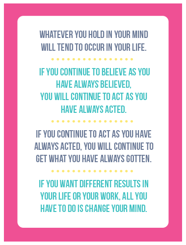 The 30 Day Challenge on Thoughts - Day 13!