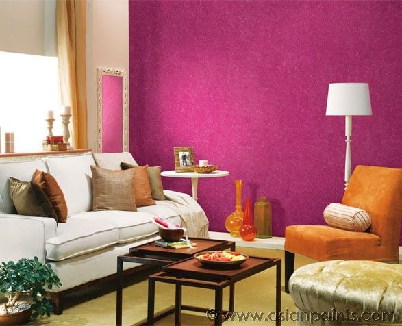 Get creative wall painting ideas & designs for your living room and ...