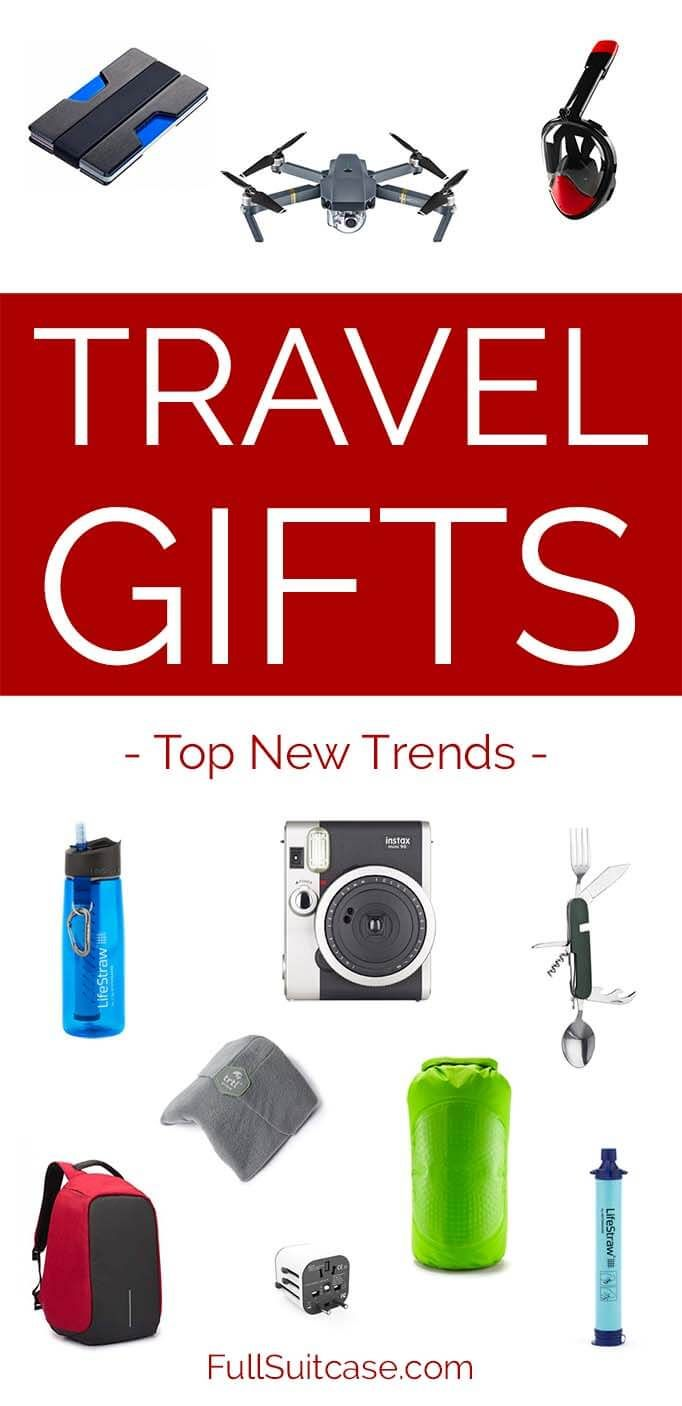 Top Travel Gifts for 2018   New Trends | Travel gifts, Gift and