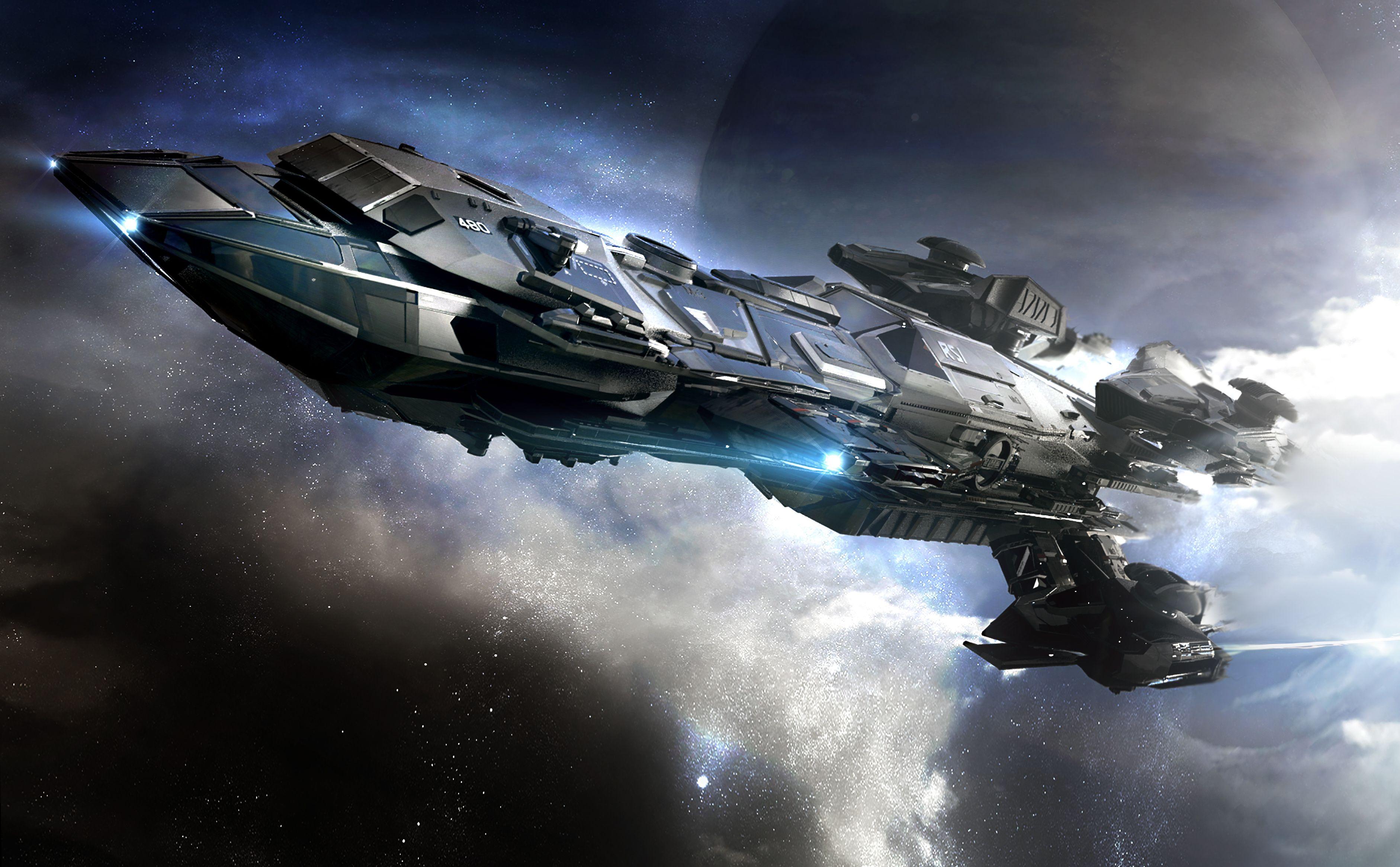 Фото космических кораблей из фантастики