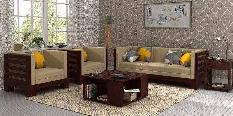 Solid Wood Sofa In Uk Buy Best Wooden Sofa Set In London Uk