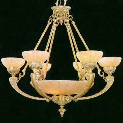 Alabaster chandelier let there be light pinterest chandeliers alabaster chandelier aloadofball Image collections