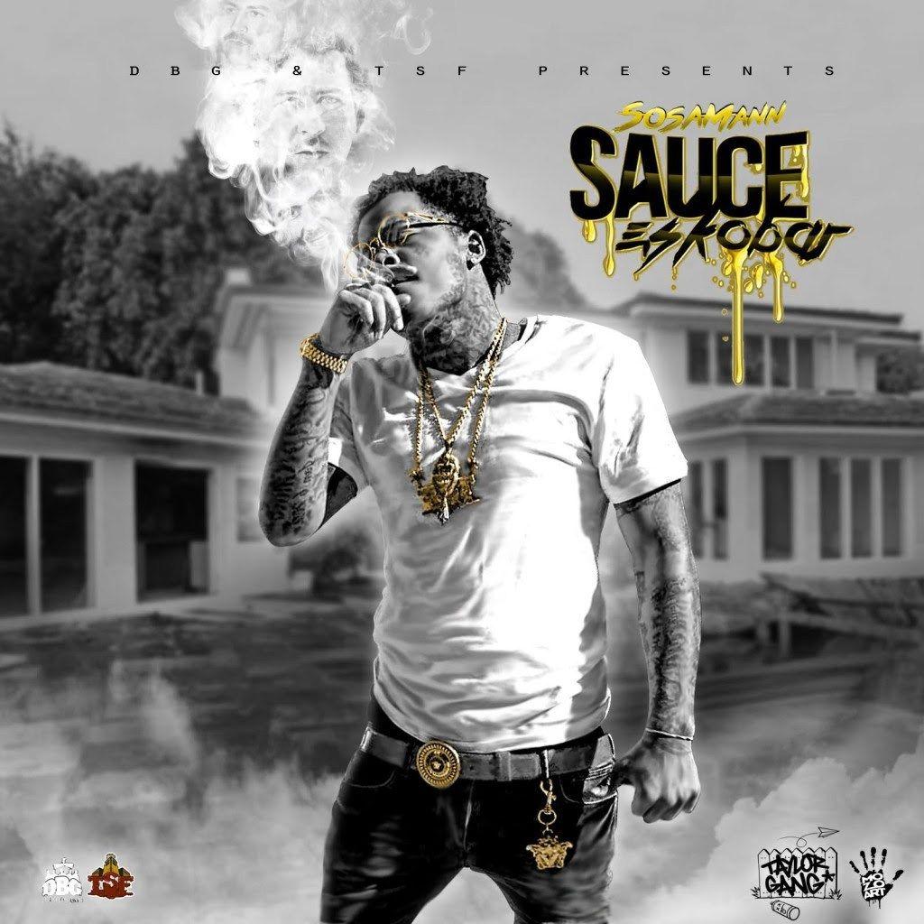 "SosaMann - Sauce Eskobar (Album Stream) - http://www.trillmatic.com/sosamann-sauce-eskobar-album-stream/ - The newly signed Taylor Gang & Houston artist SosaMann dropped ""Sauce Eskobar,"" and it's still making it's rounds across the internet. #TGOD #Texas #SauceEskobar #TaylorGang #SauceTwinz #TheSauceFactory #Houston #Trillmatic #TrillTimes"